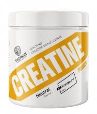 SWEDISH SUPPLEMENTS Creatine Creapure Powder
