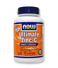 NOW Ultimate Zinc-C 50 Loz.