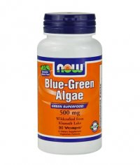 NOW Blue-Green Algae 500mg. / 90 VCaps.