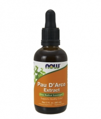 NOW Pau D'Arco Extract 60ml.