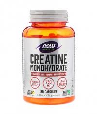 NOW Creatine Monohydrate 1500mg. / 100 Tabs.