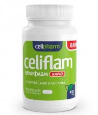 CELIPHARM Celiflam Rapid / 60 Caps