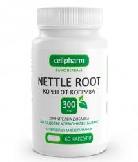 CELIPHARM Nettle Root / 60 Caps