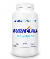 ALLNUTRITION Burn4All - Fat Reductor / 100 Caps