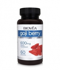 BIOVEA Goji Berry 600 mg / 60 Caps