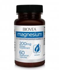BIOVEA Magnesium 200 mg / 60 Caps