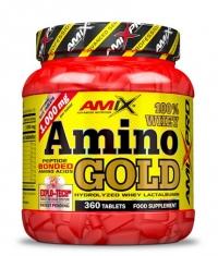 AMIX Amino Whey Gold / 360 Tabs.