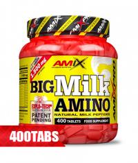 AMIX Big Milk Amino / 400 Tabs.