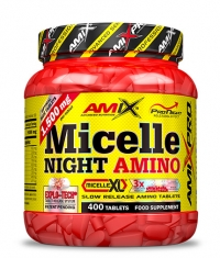 AMIX Micelle Night Amino / 400 Tabs.