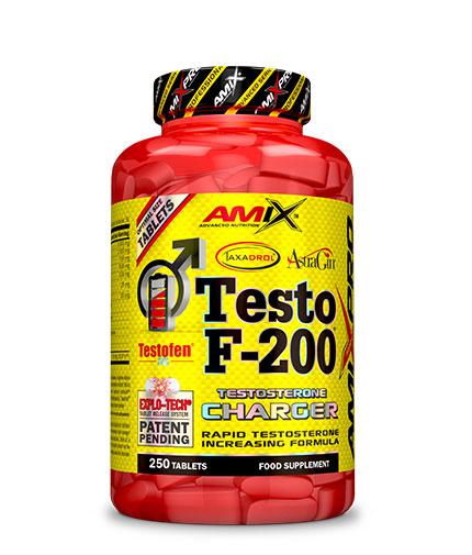 AMIX TestoFuel / 250 Tabs.