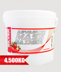 SILVER NUTRITION Advanced Mass Gainer