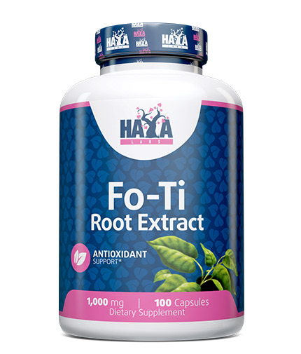 haya-labs Fo-Ti Root Extract / 100 Caps.