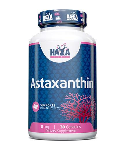 haya-labs Astaxanthin 5mg. / 30 caps.