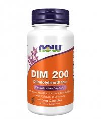 NOW DIM / Diindolylmethane 200 mg / 90 Vcaps