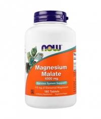 NOW Magnesium Malate 1,000 mg / 180 Tabs