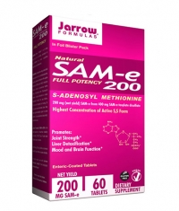 Jarrow Formulas SAMe 200 / 60 Tabs