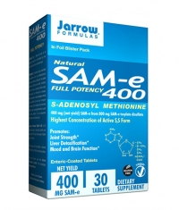 Jarrow Formulas SAMe 400 / 30 Tabs