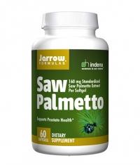 Jarrow Formulas Saw Palmetto / 60 Softgels