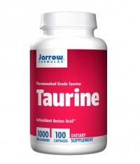 Jarrow Formulas Taurine 1000 mg / 100 Caps