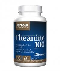 Jarrow Formulas Theanine 100 mg / 60 Vcaps