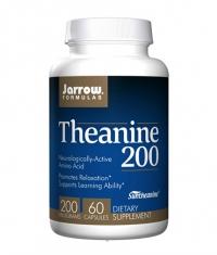 Jarrow Formulas Theanine 200 mg / 60 Vcaps