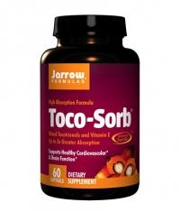 Jarrow Formulas Toco - Sorb / 60 Softgels