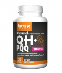 Jarrow Formulas Ubiquinol QH-absorb + PQQ / 30 Softgels