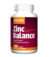 Jarrow Formulas Zinc Balance / 100 Caps