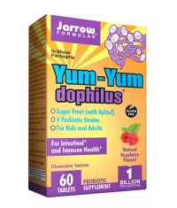 Jarrow Formulas Yum-Yum Dophilus 1 Billion / 60 Chews