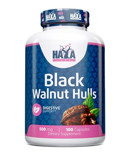 haya-labs Black Walnut julls 500mg 100ct