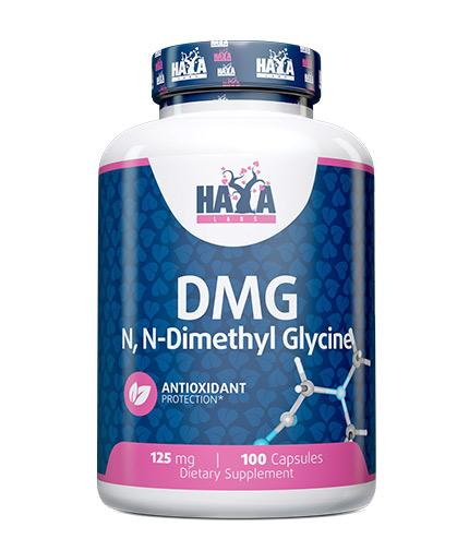 haya-labs DMG 125 mg 100 ct