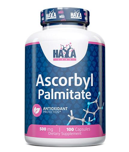 haya-labs Ascorbyl Palmitate 500 mg / 100 Vcaps.