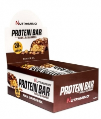 NUTRAMINO Protein Bar / 12x64g.