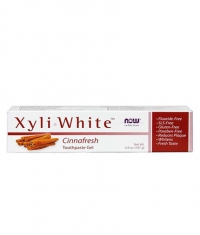 NOW XyliWhite ™ Toothpaste Gel 181g.