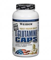 WEIDER L-Glutamine 160 Caps.