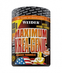 WEIDER Maximum Krea-Genic Powder 454g.