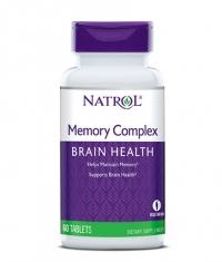 NATROL Memory Complex 60 Tabs.