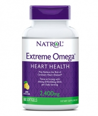 NATROL Extreme Omega 1200mg. / 60 Softgels