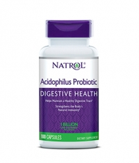NATROL Acidophilus Probiotic  100 Caps.