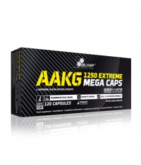 OLIMP AAKG Mega Caps 1250 mg. / 120 Caps.