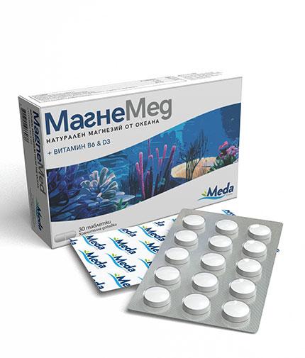 meda-pharm MagneMed / 30 Tabs