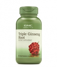 GNC Triple Ginseng Root 90 Caps.