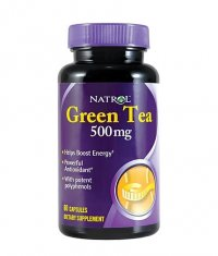 NATROL Green Tea 500mg. / 60 Caps.
