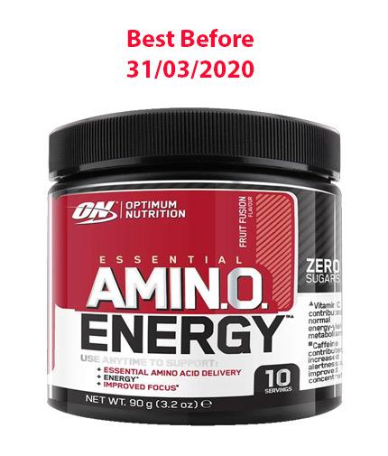 optimum-nutrition Amino Energy Trial Size Bundle 3x10 Serv.