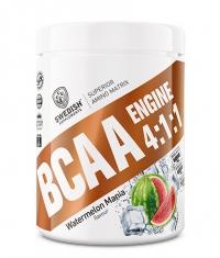 SWEDISH SUPPLEMENTS Supplements BCAA Engine 4:1:1