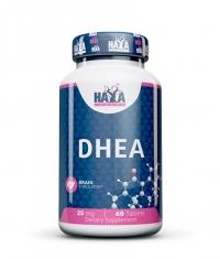 HAYA LABS DHEA 25mg / 60 Tabs