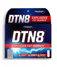 GASPARI DTN8 - Explosive Fat Burner / 60 Caps