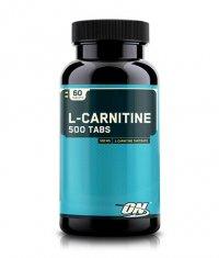 OPTIMUM NUTRITION L-Carnitine 60 Tabs.