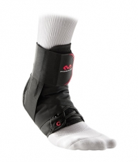 MCDAVID Ultralight Ankle w/Strap /Black/