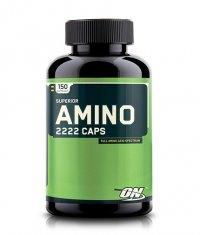 OPTIMUM NUTRITION Superior Amino 2222 / 150 Caps.